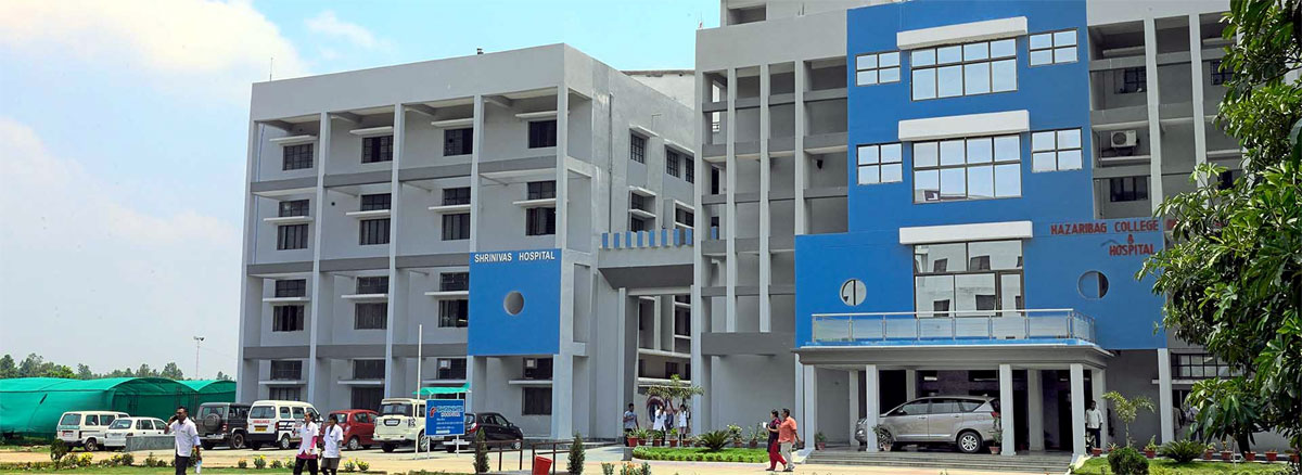Hazaribag College of Dental Sciences and Hospital, Hazaribag