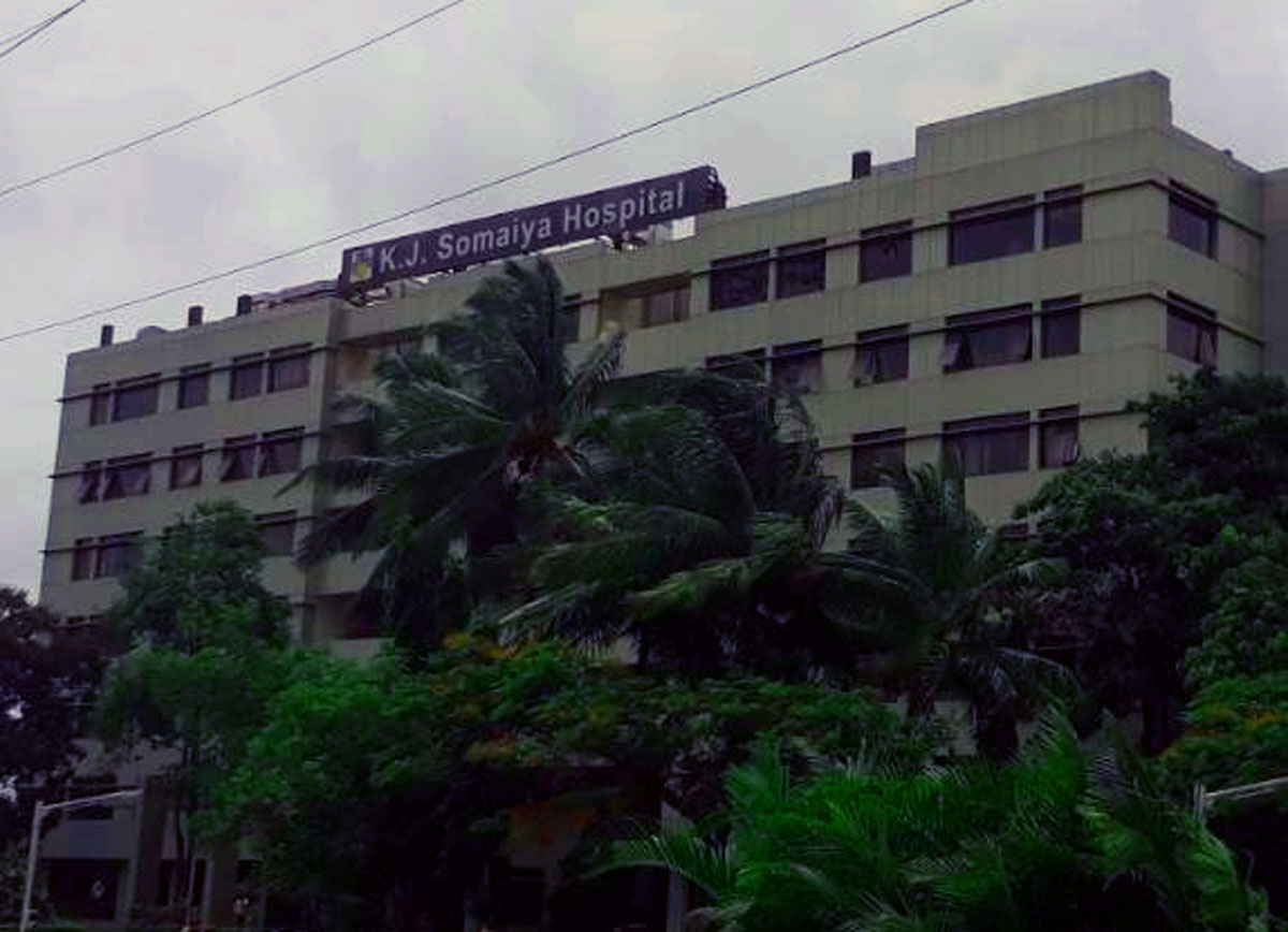 KJ Somaiyya Medical College & Research Centre, Mumbai