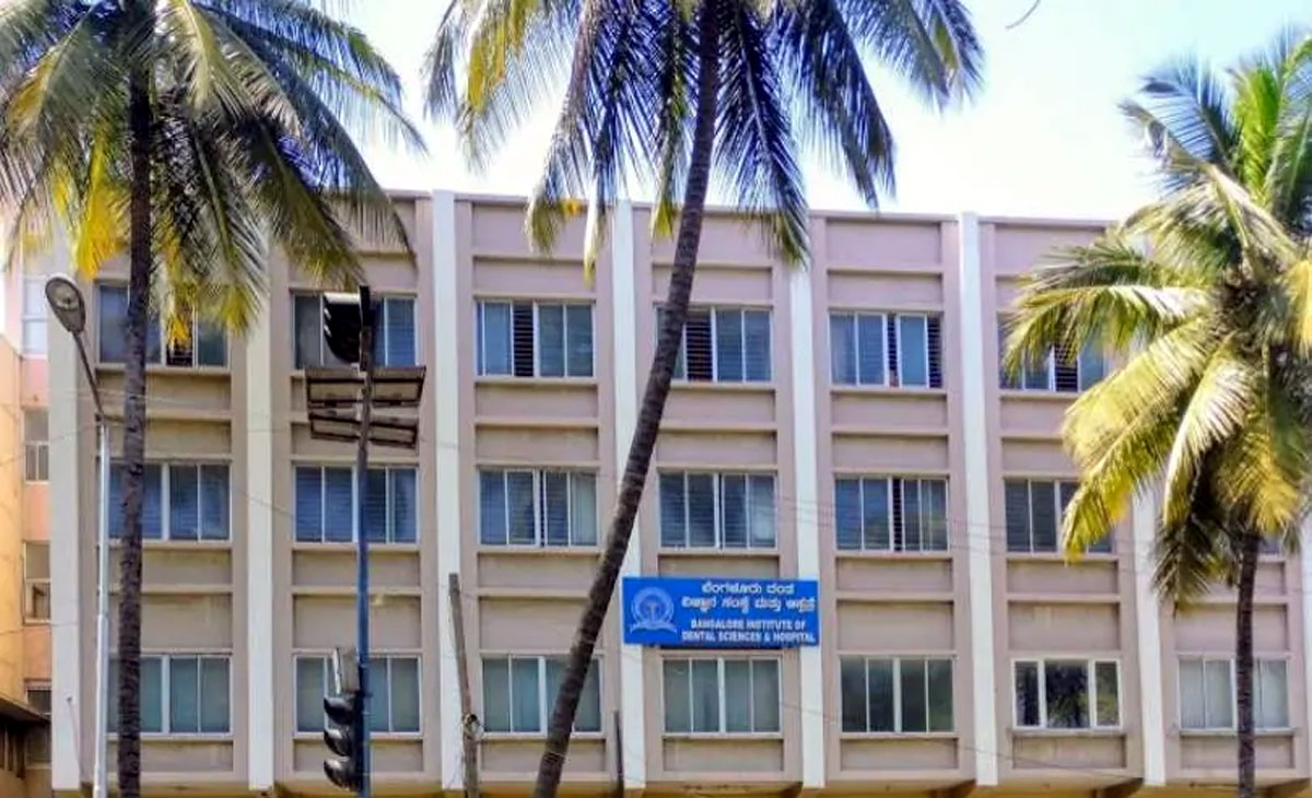 Bangalore Institute of Dental Sciences & Hospital & Post Graduate Research Centre