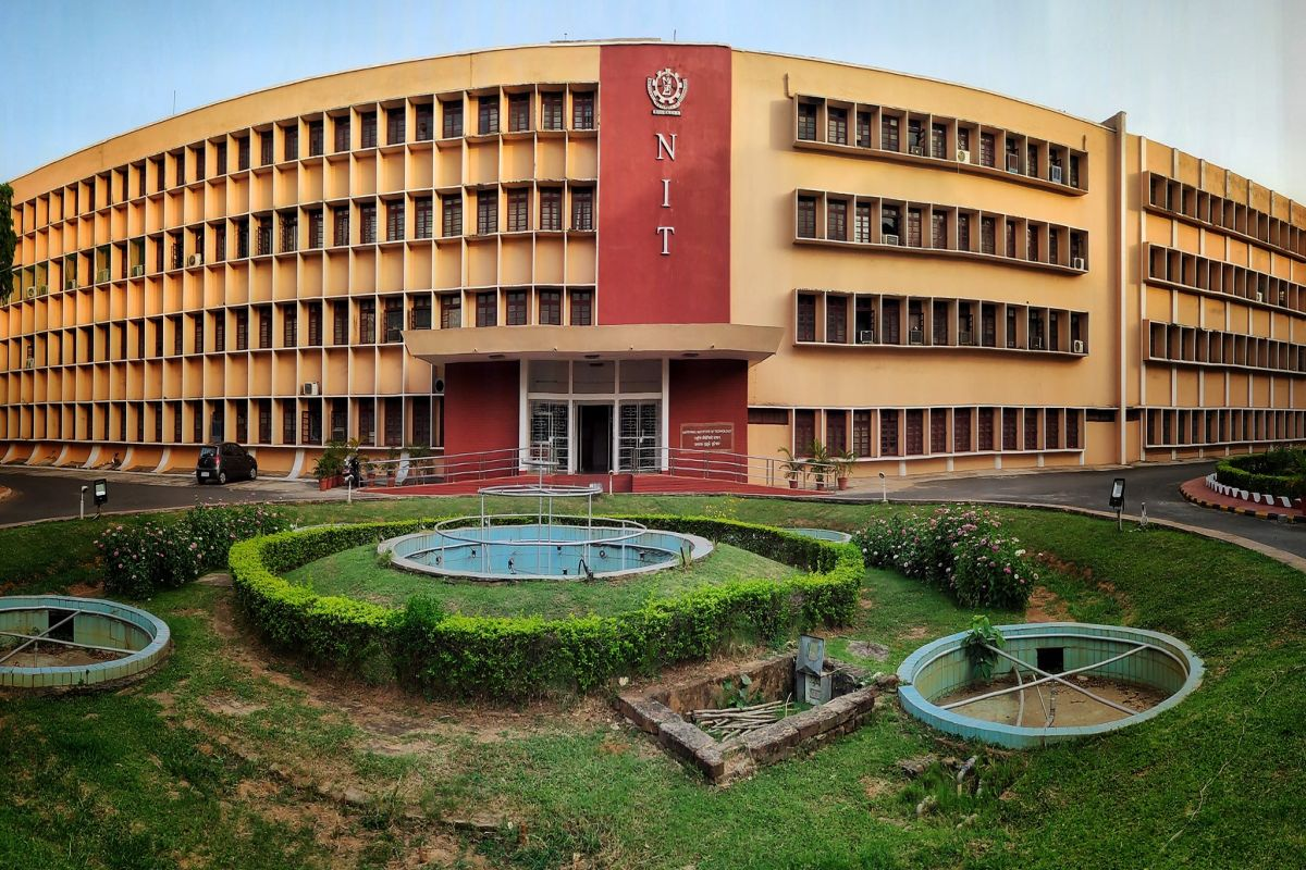 National Institute of Technology - [NIT] orissa